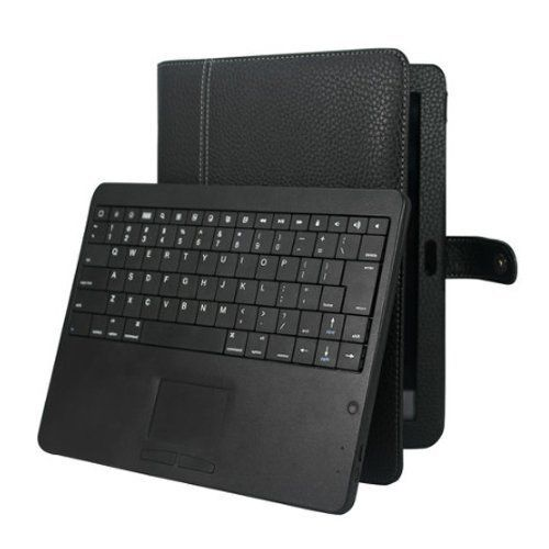 Bluetooth Keyboard Leather Case Stand for Samsung Galaxy Tab 10.1 (GT-P7510) - Black Bluetooth Keyboard Leather Case Stand for Samsung Galaxy Tab 10.1 (GT-P7510) - Black.  #WBLB_Accessories #PC_Accessory