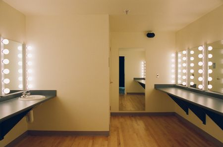 Two Dressing Rooms Located Just Off The Movement Studio