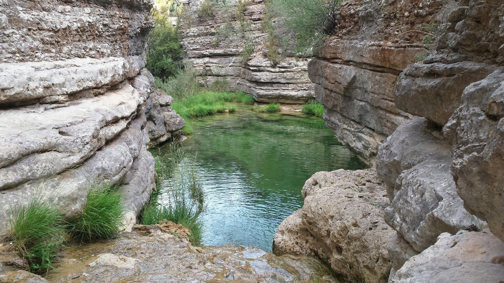 Las Pozas del Arroyo de la Madera cuenca #visitacuenca ...