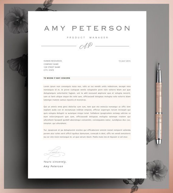 Professional Cv Curriculum Vitae 2 Page Resume Simple Resume Cv Template Resume For Mac Cv Design Instant Download Cover Letter Lebenslaufvorlage Lebenslauf Lebenslauf Gestaltung