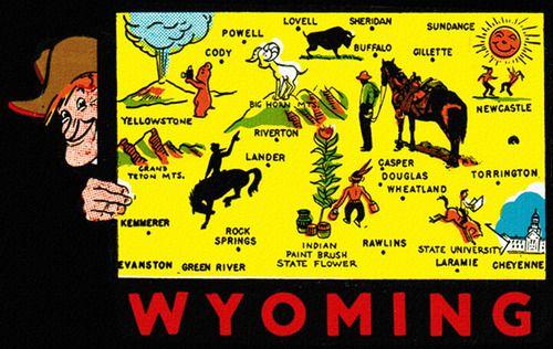 Wyoming  via Roger Wilkerson