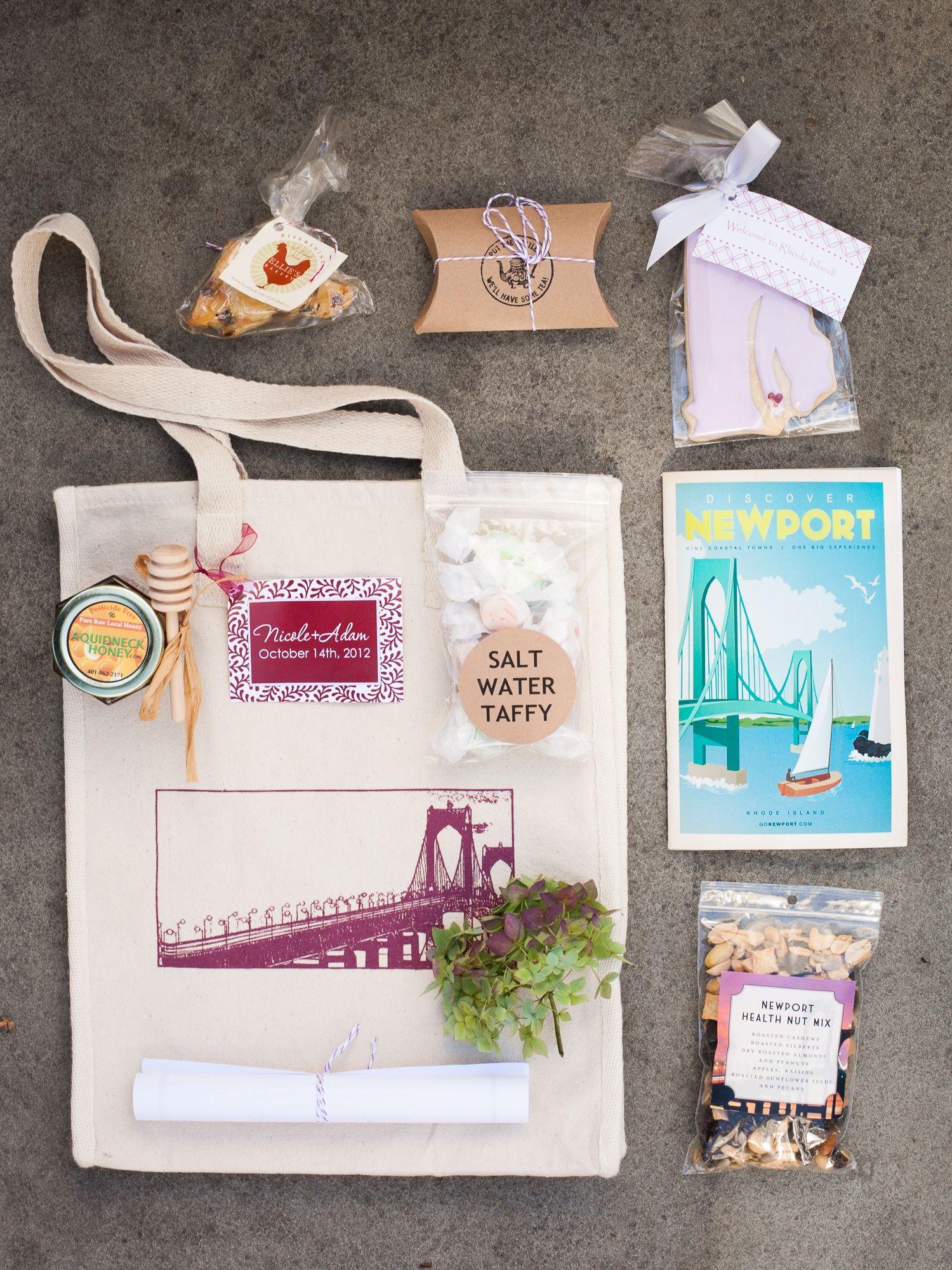 Welcome To Rhode Island Bags Alexandra Tremaine