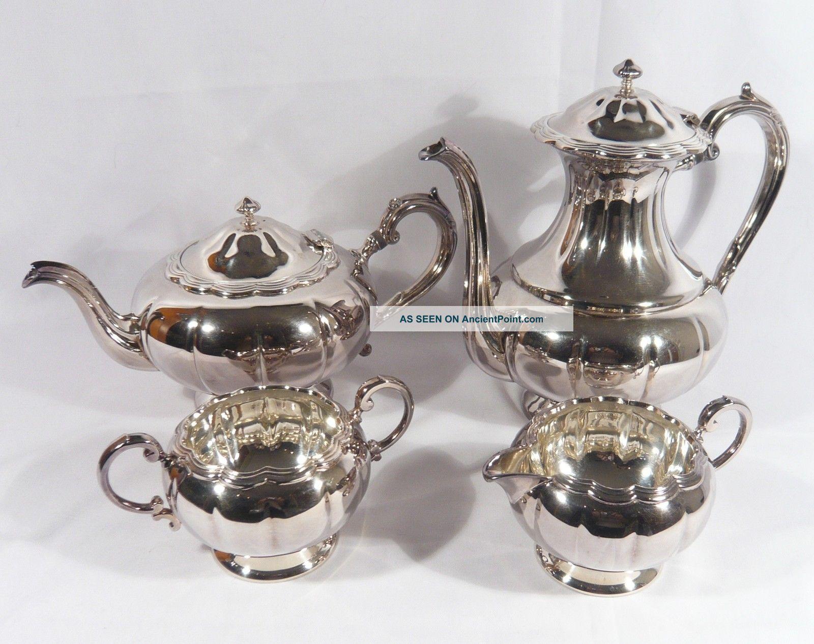 Tea Set Coffee Pot Teapot Sugar