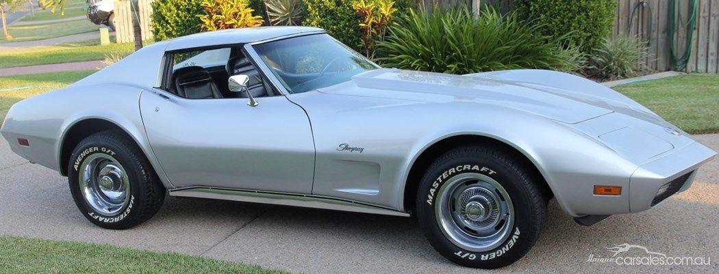 1974 Chevrolet Corvette C3 My1974 Stingray