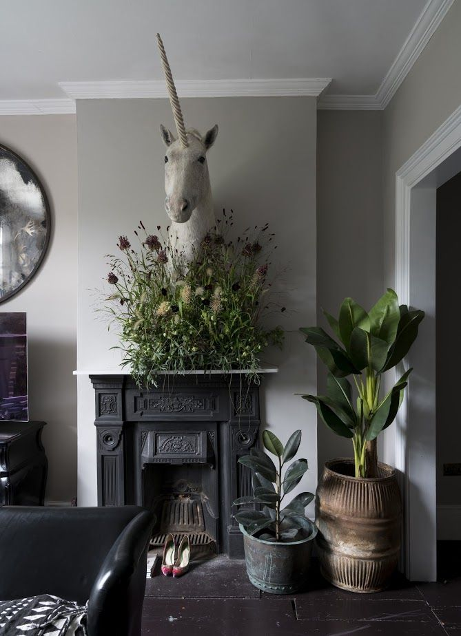Photo of Step inside this gothic London townhouse full of industrial and antique treasures