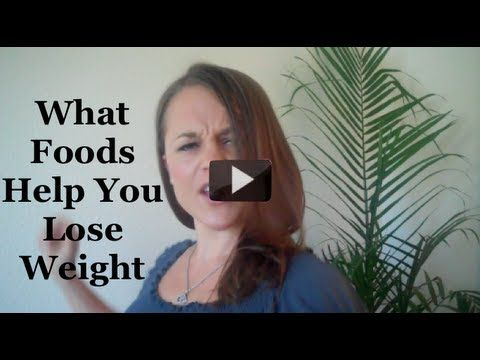 Want to lose weight? WATCH (what foods make you thin) - Watch this video!