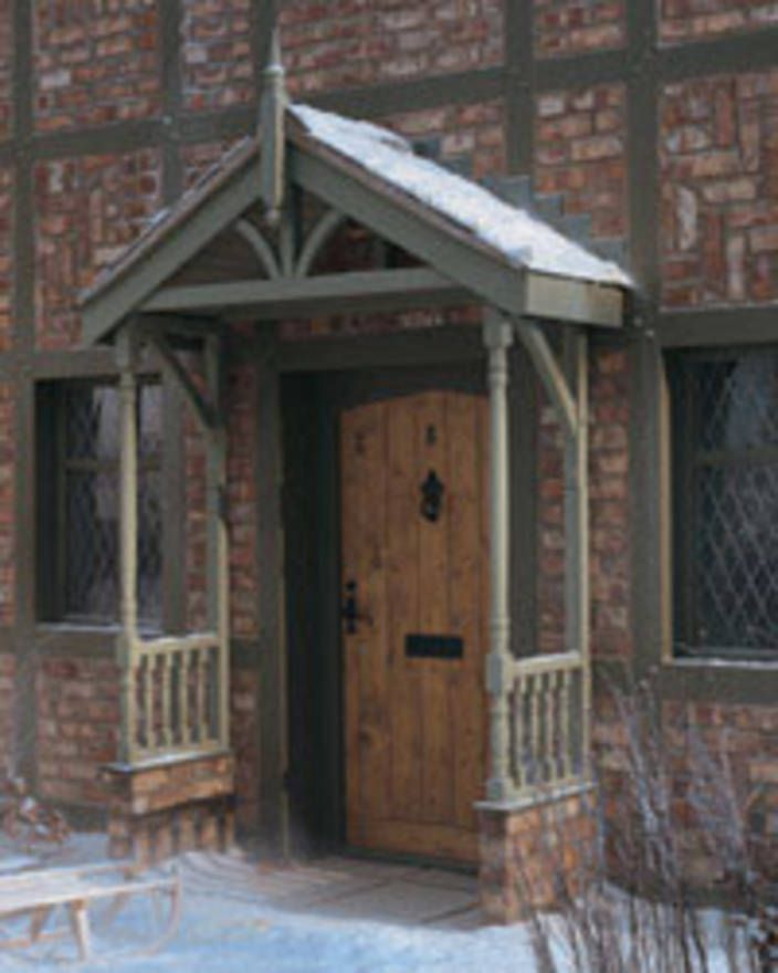 Timber Apex Porch Canopy Lc001 Porch Canopy House With Porch Porch Canopy Kit