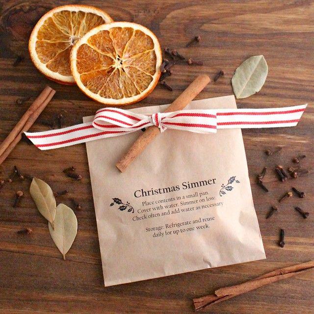 Christmas Simmer {Hostess Gift Idea} - Life at Cloverhill
