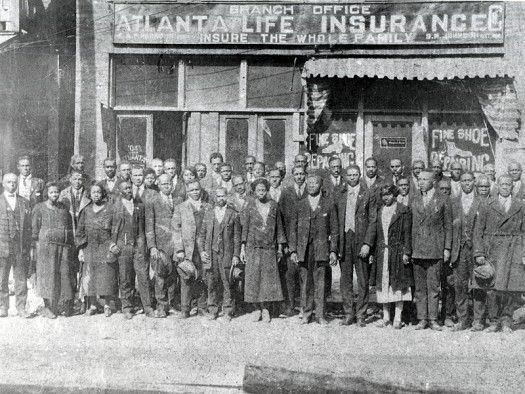 The Atlanta Life Insurance Company Was Founded On September 21