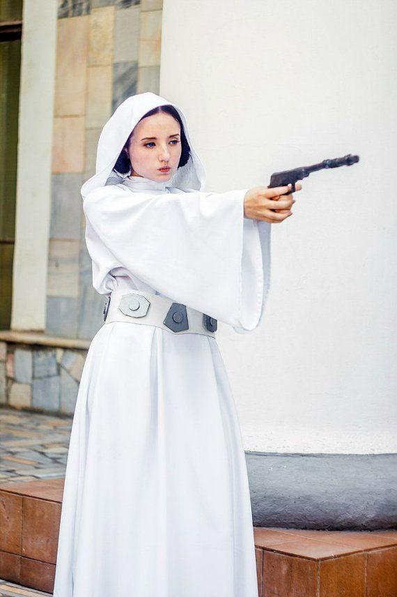 Prinzessin Leia Kostüm Selber Machen Star Wars Leia Kostüm