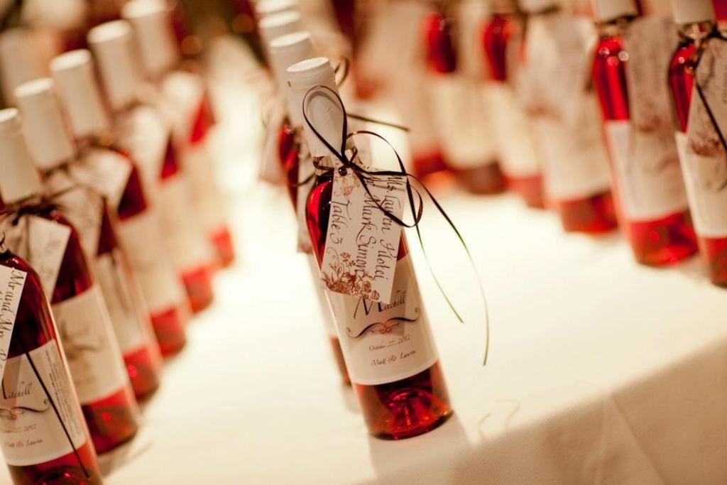 Lmm calligraphy onewed wedding gift favors wedding thanks