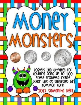 games to teach kids how to count money