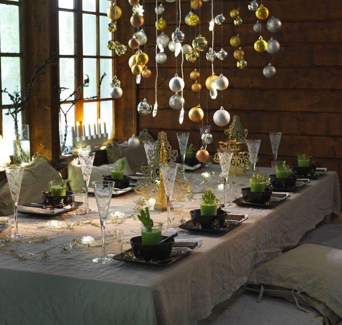 Mesa de a o nuevo awesome interiors pinterest a os - Decoracion fin de ano ...