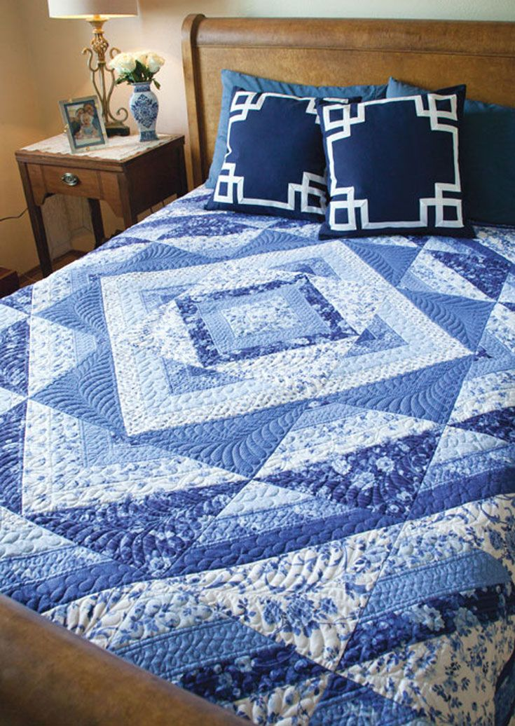 About Mccall S Quilting A Division Of Quilting Daily Bed Quilt Patterns King Size Quilt Quilt Pattern Download