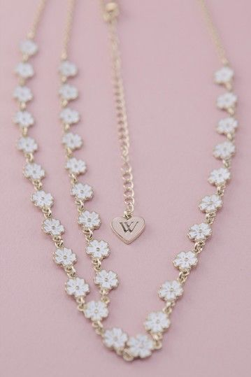 Wildfox Couture Accessories | White Flower Headpiece