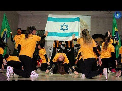 Ministério de Dança Louvor na Terra   Profetas dessa Geração