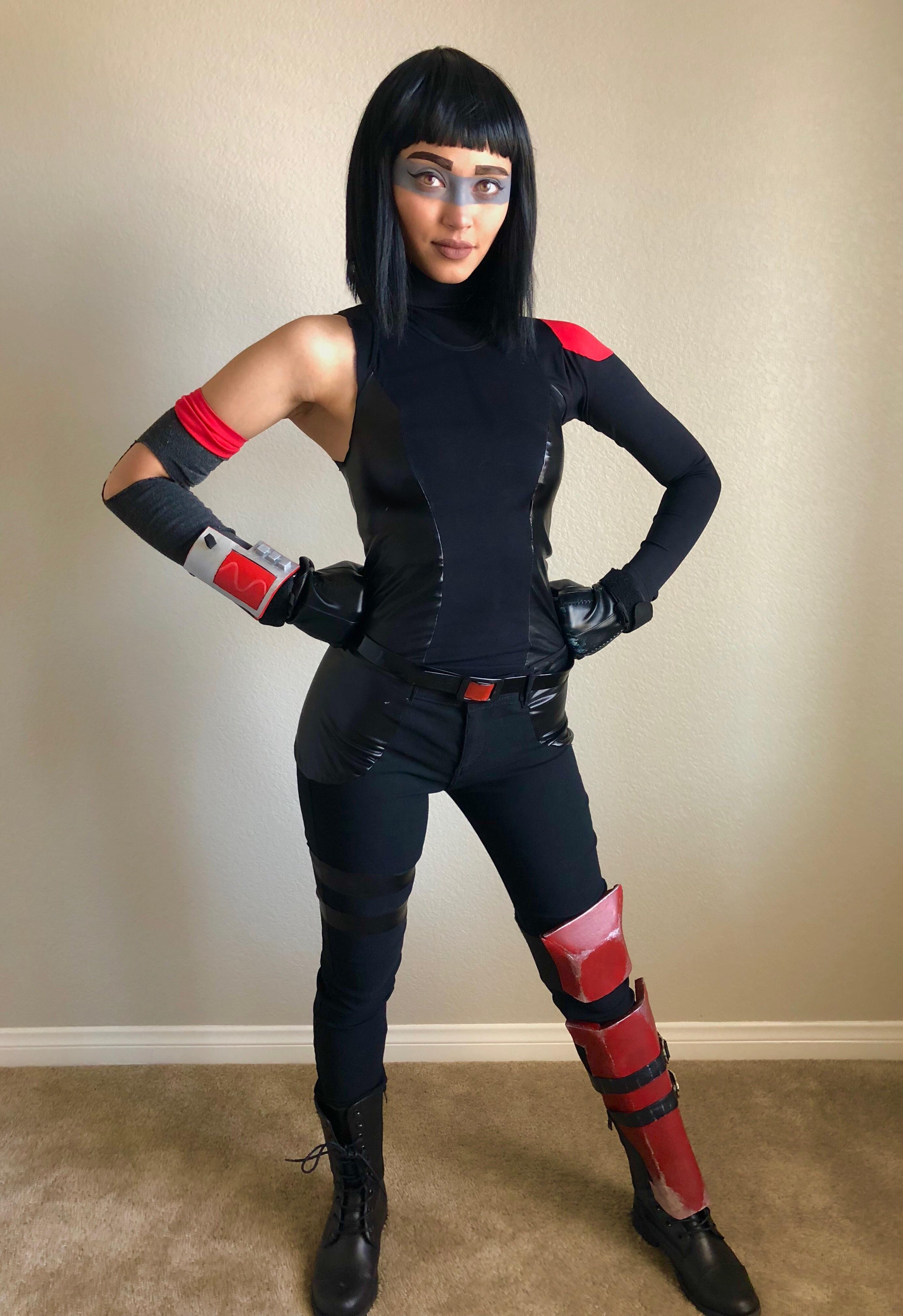 Shadow Ops cosplay I made! @kawaiiwaiku | Fortnite cosplay ...
