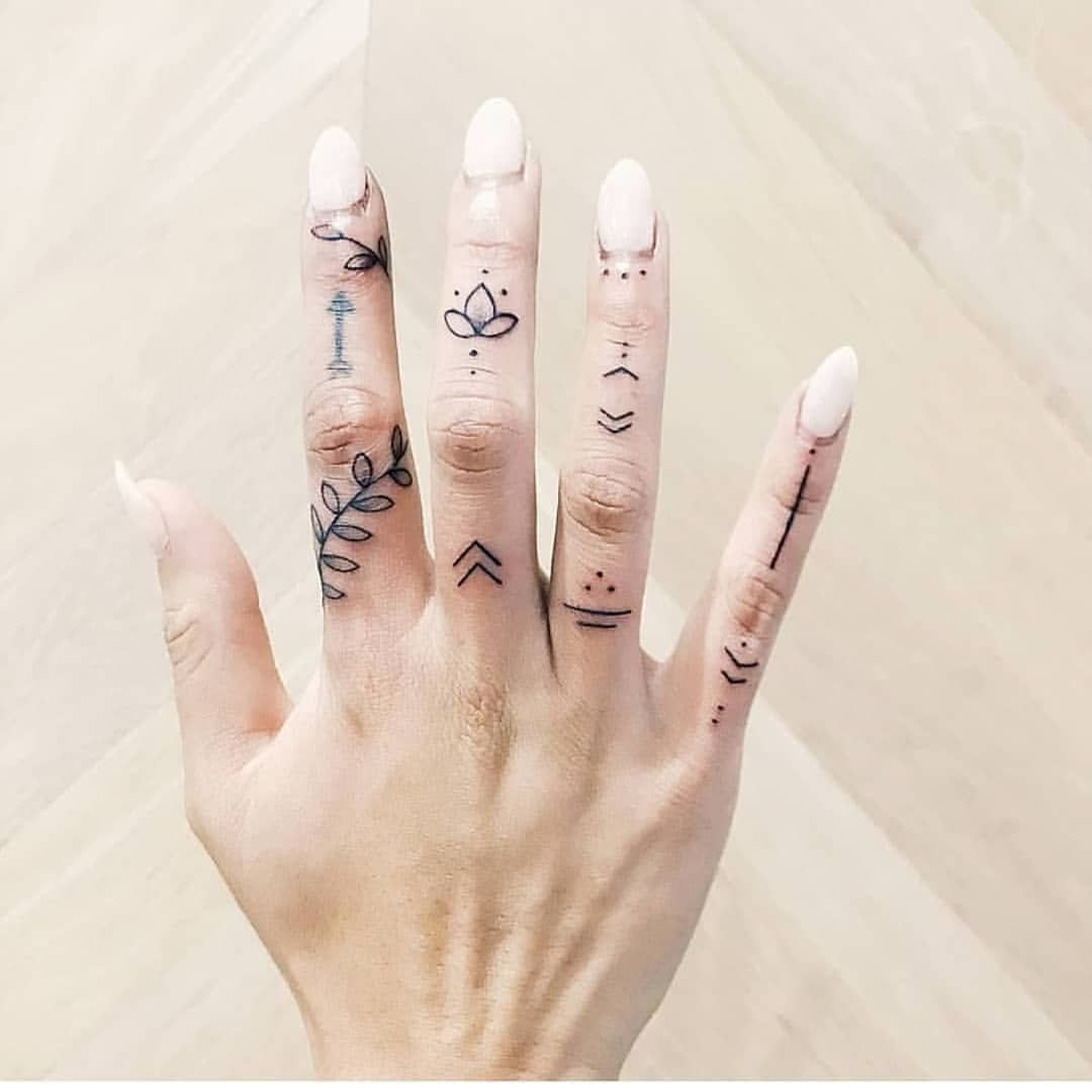 55 Seriously Tiny Tattoos You'll Want To Add To Your Ink Collection ASAP