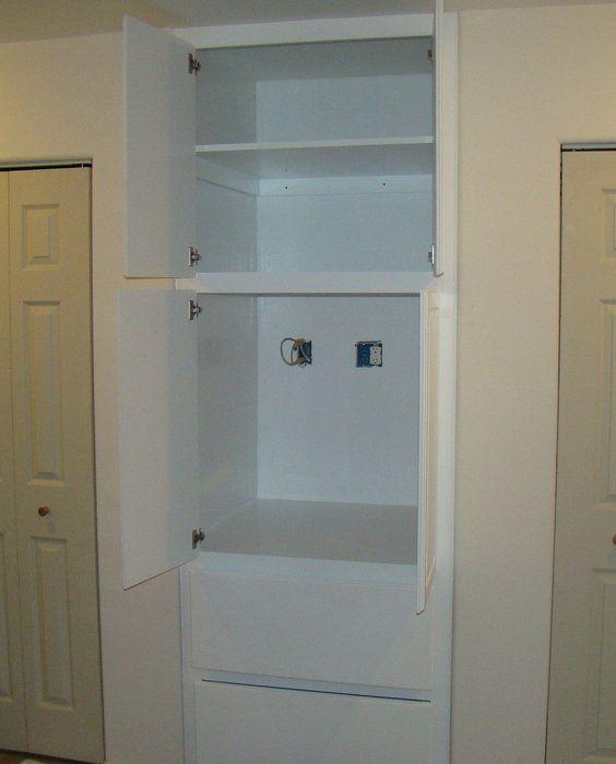 Bathroom Appealing Built In Bathroom Storage Cabinets Bathroom ...