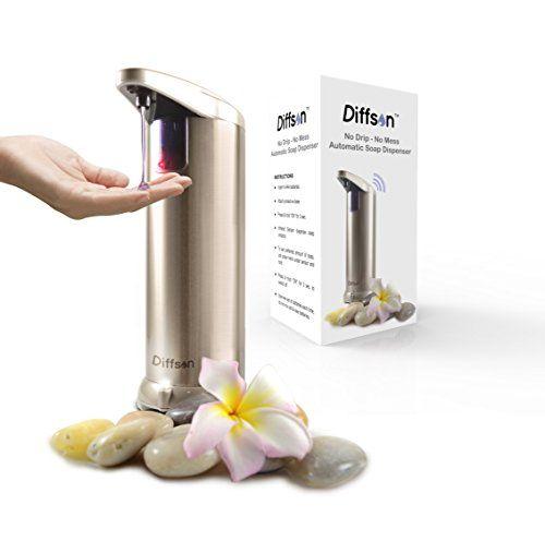 Diffson Automatic Touchless Soap Dispenser for Kitchen - arbeitsplatte küche online bestellen
