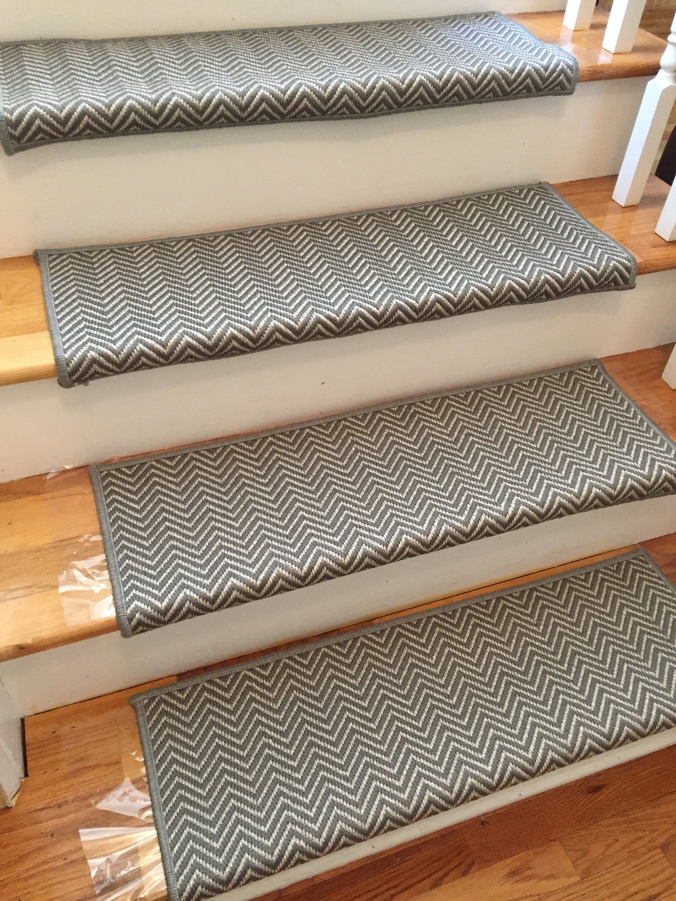 Hatteras Sandpiper B Flatweave 100 Uv Stable True Bullnose Padded Carpet Stair Tread Runner Replacement Style Comfort Safety Sold Each Carpet Stair Treads Carpet Stairs Stair Runner Carpet