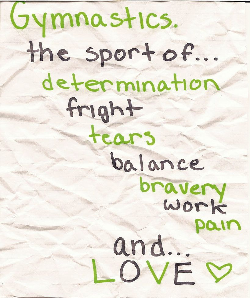 Inspirational Sports Quotes Image Result For Inspirational Sports Quotes For Gymnasts  Love