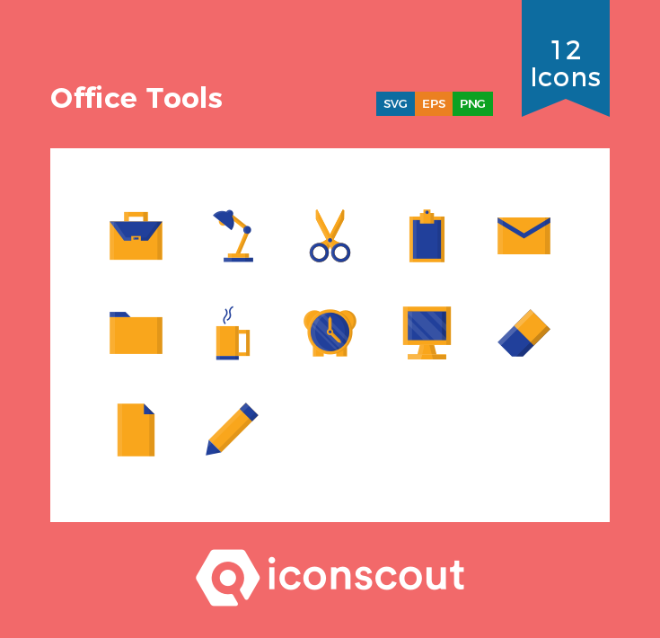 Download Download Office Tools Icon pack - Available in SVG, PNG ...