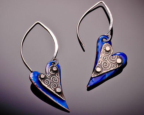 Gallery of Cristina Leonard's Jewelry
