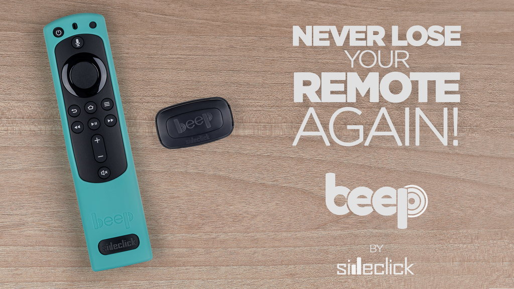 Beep Locate your Streaming Device Remote by True Bloom