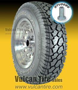 Online Tire Sales >> Eldorado Trailcutter Rt Studded Tires Xterra Tires