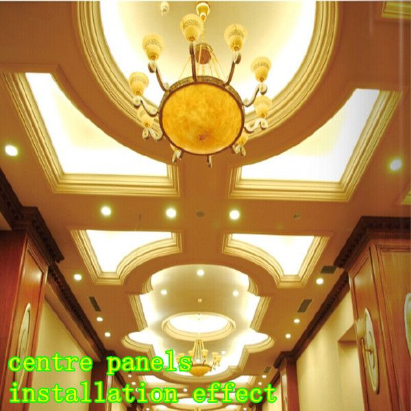 Wall Panels Decorative Gypsum Design Photo, Detailed about Wall ...