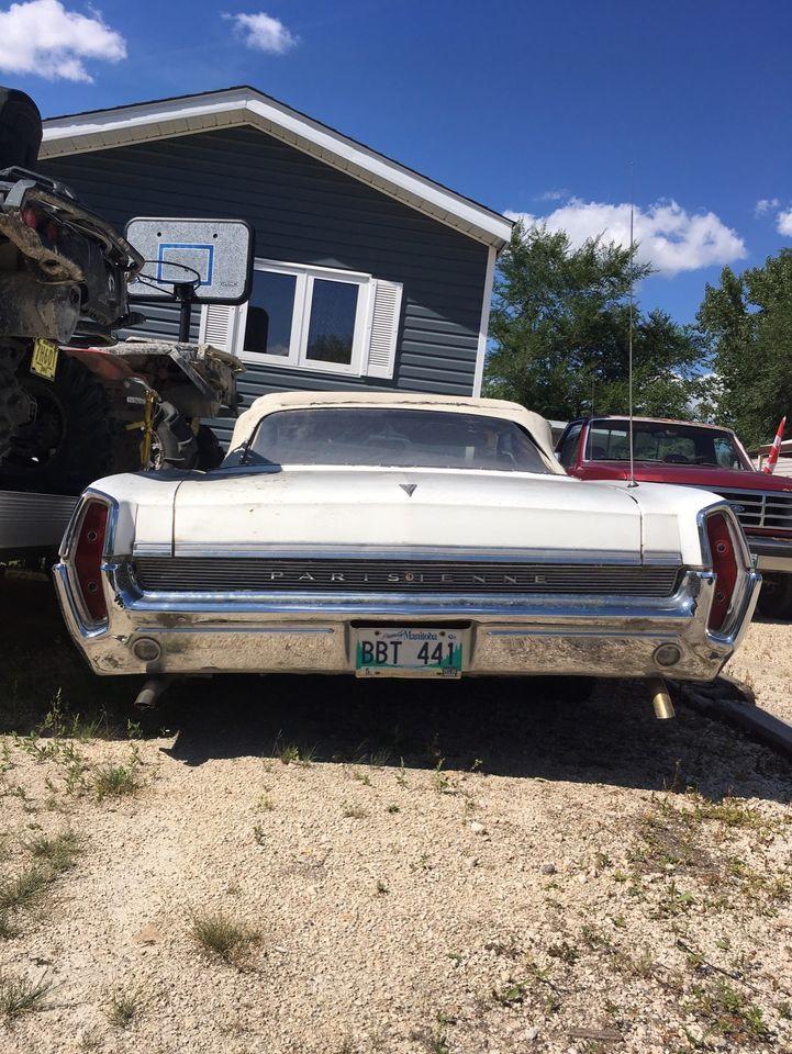 64 Pontic Parisienne | Classic Cars | Winnipeg | Kijiji | Tail shots ...