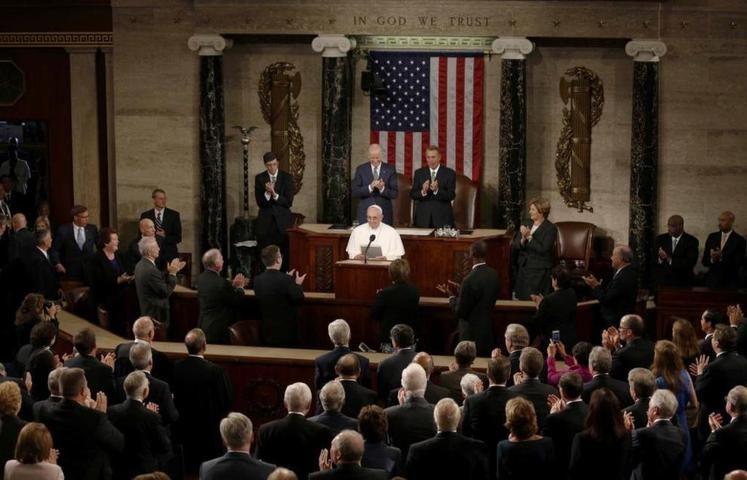 El discurso del 'Papa directo' contra la pena de muerte   Internacional   EL MUNDO