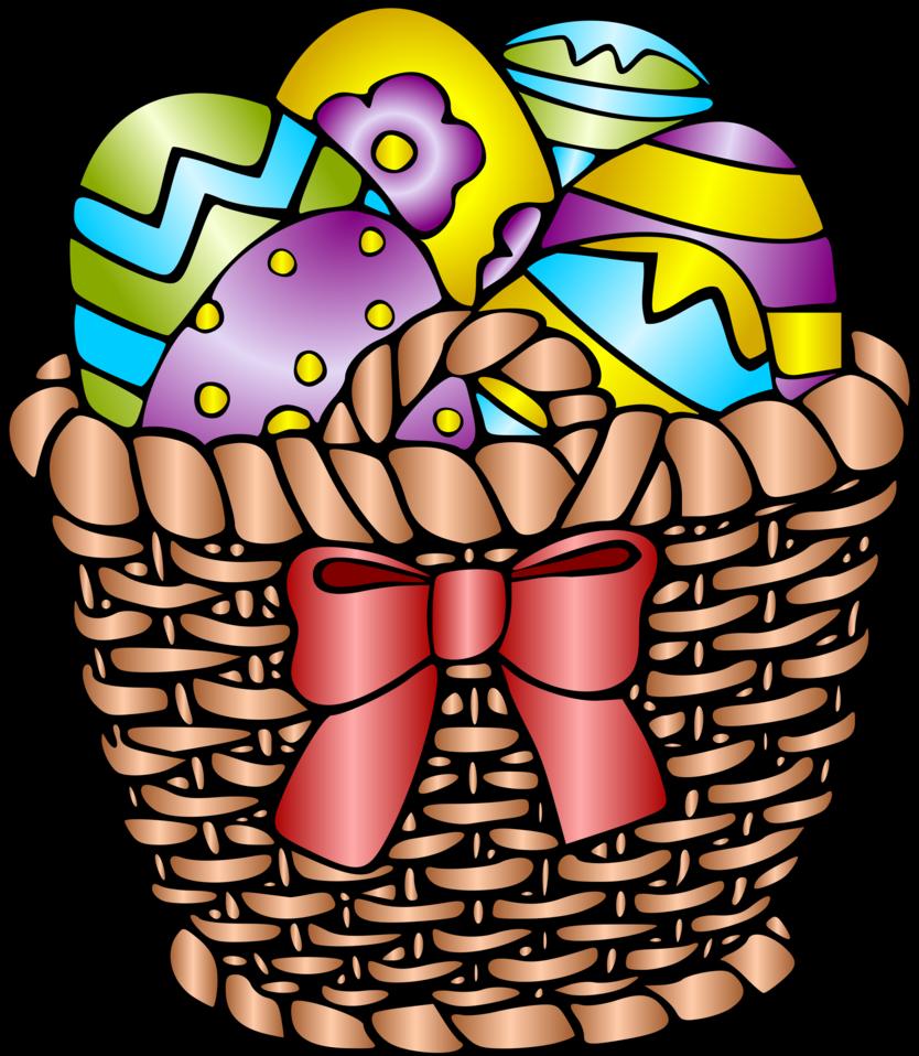 Cesta-huevos-de-pascua-01 by Creaciones-Jean | Pascua | Pinterest ...