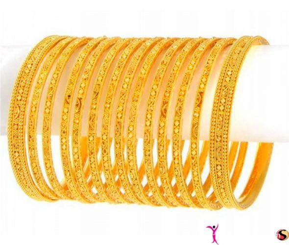 Bangles With Price: Gold Bangles With Price And Weight - Google Search