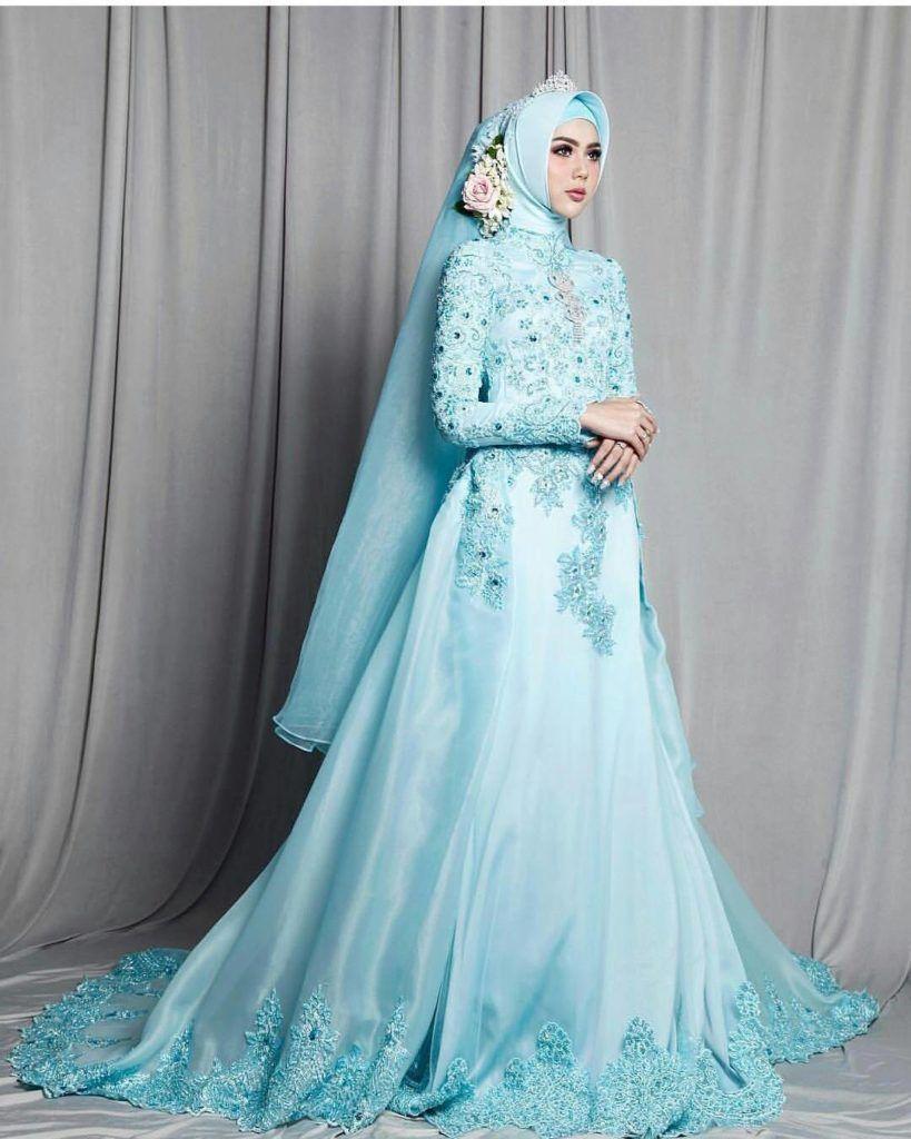 Trend Baju Pengantin 9  Gaun pengantin berwarna, Baju