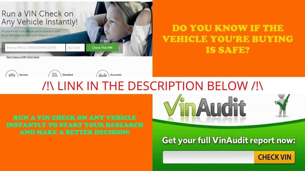 Best Vin Number Lookup Carfax Alternative Alternative Did You