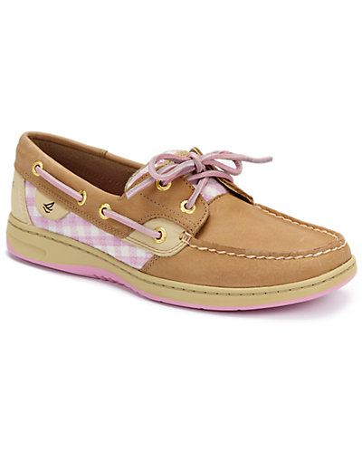 Cute gingham Sperry boat shoes http://rstyle.me/n/egegjnyg6