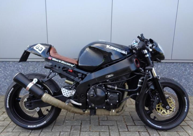 the best attitude 18a27 48c5a Kawasaki ZX9R caferacer Kawasaki Zx9r, Kawasaki Ninja, Motorcycles For Sale,  Custom Motorcycles,