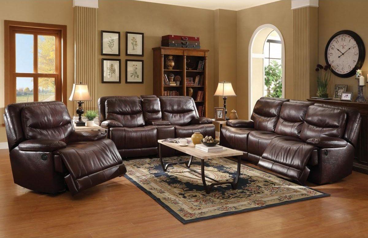 Best Cerviel Burgundy 3 Pc Set Burgundy Living Room Living 640 x 480