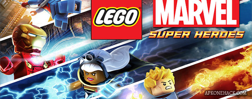 LEGO Marvel Super Heroes is an Action Game for android