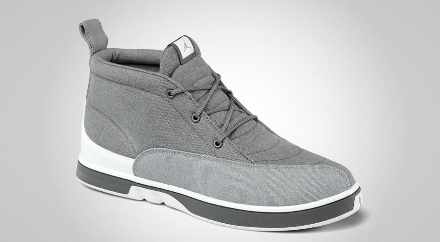 Jordan XII Dress Shoes Cool Grey | Nice