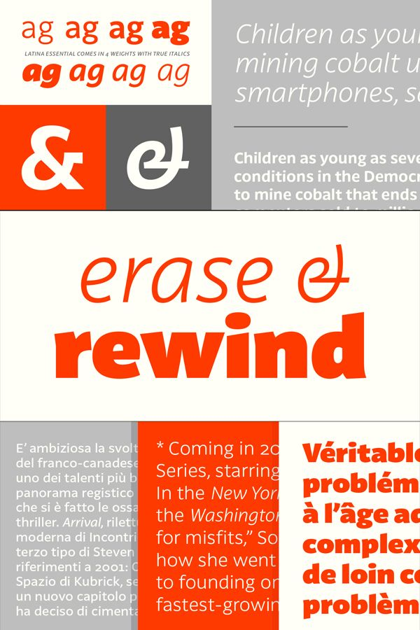 New Free Fonts – 21 Fonts For Designers   College life