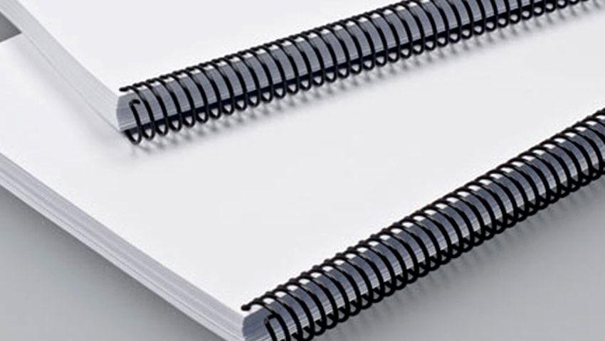 Ring Binding Book