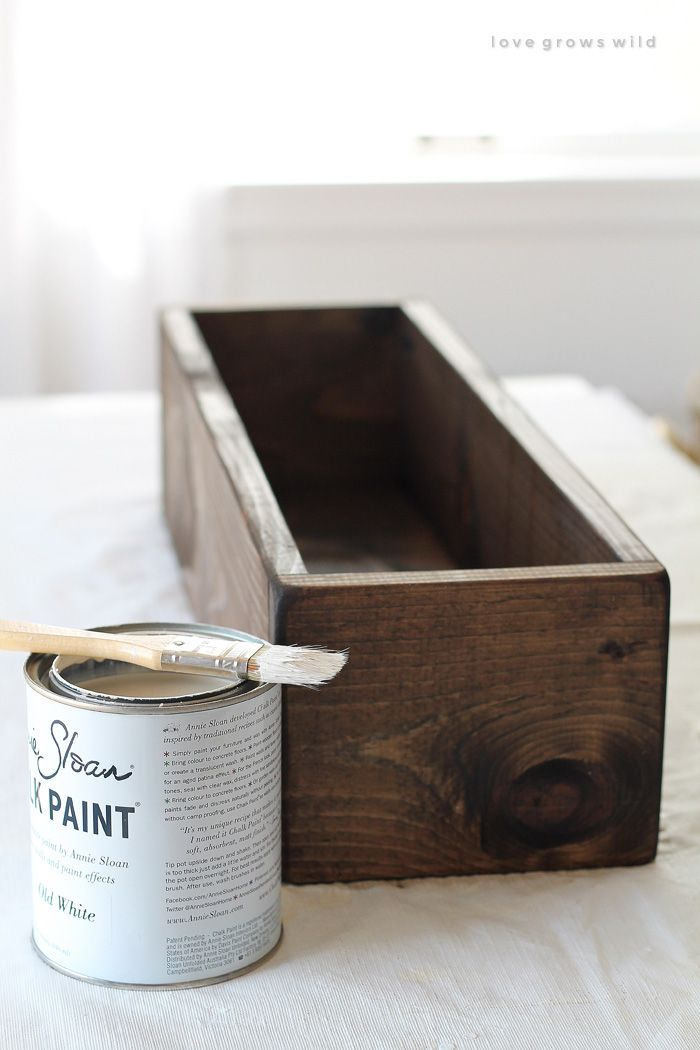 Diy Wood Box Centerpiece Diy Wood Box Rustic Wood Box Wood Box Centerpiece