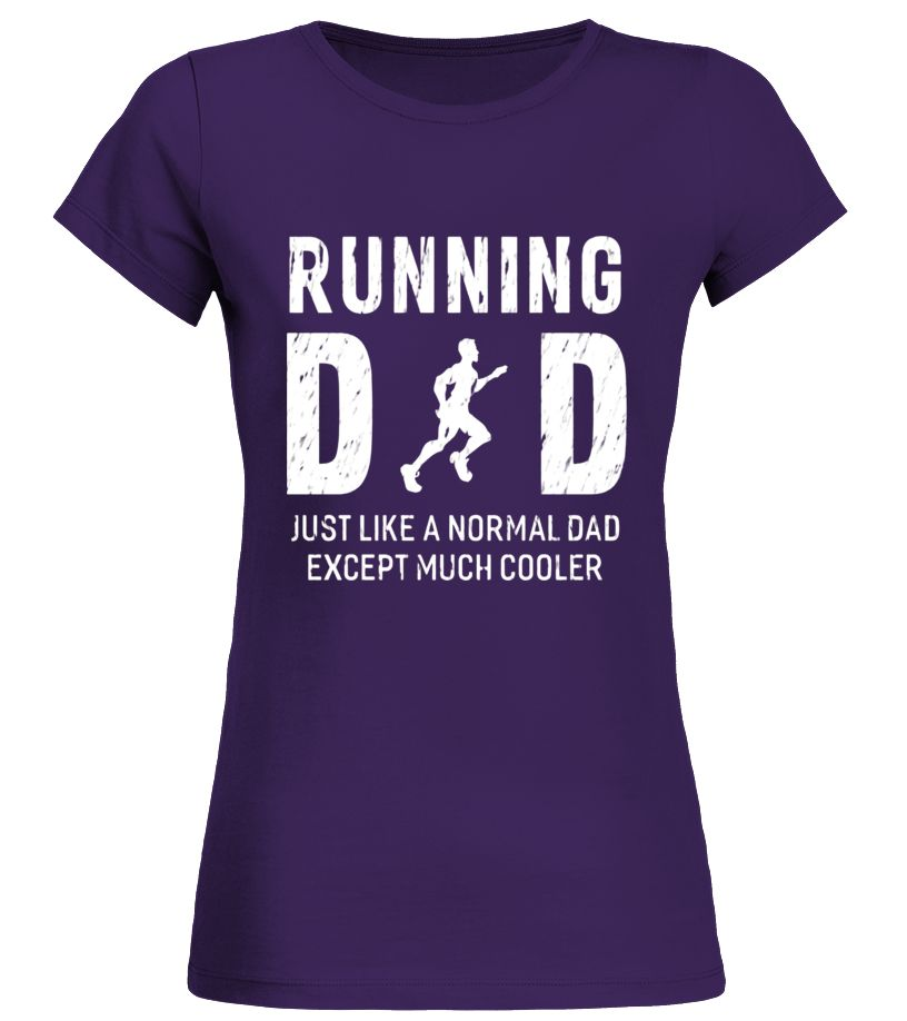 Running Dad Gifts For Father Runner Men T-shirt