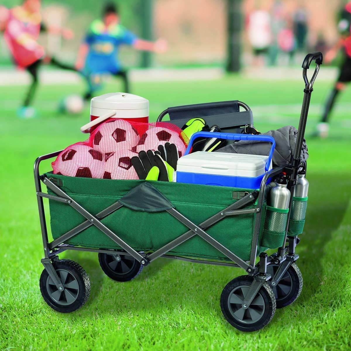 delightful Folding Garden Wagon Costco Part - 16: Tofasco Folding Wagon | Costco UK