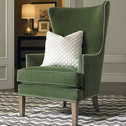 Whitney Accent Chair With Images Furniture Living Room