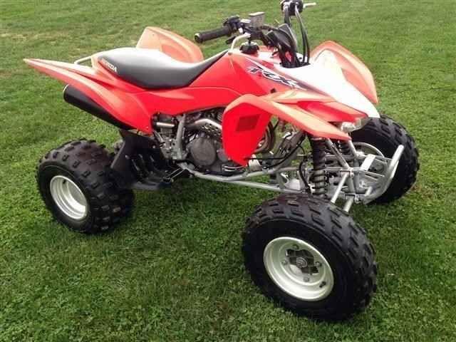 Used 2014 Honda TRX 400X ATVs For Sale in Pennsylvania  2014
