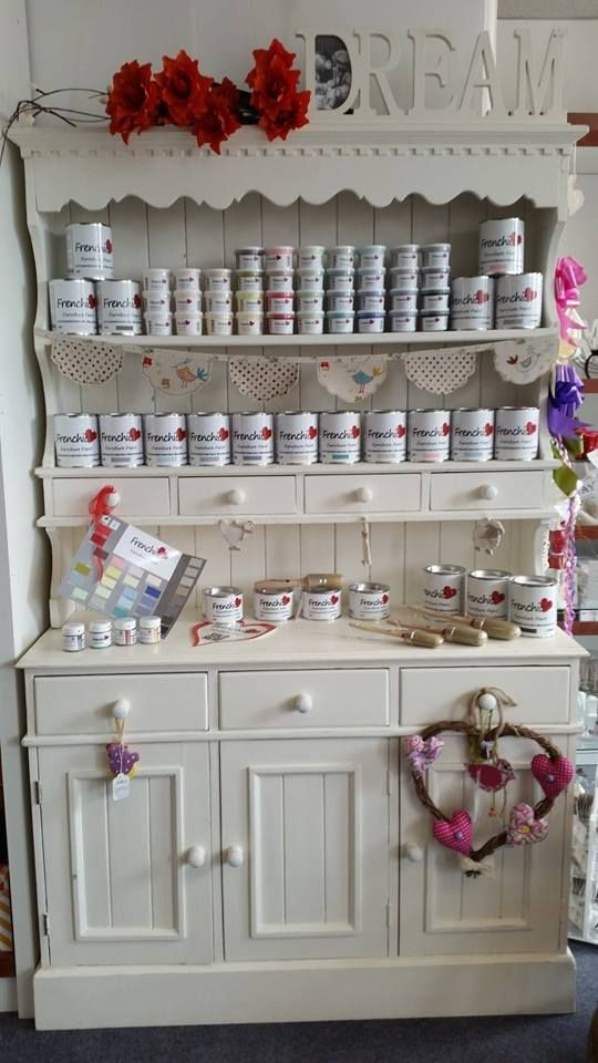Frenchic For Sale At Vintage Roses Craft Emporium Baldwin S